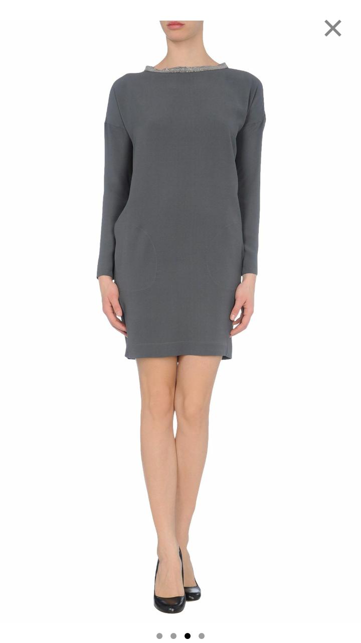 Платье BRUNELLO CUCCINELLI , размер L ( 44-46 российский ).