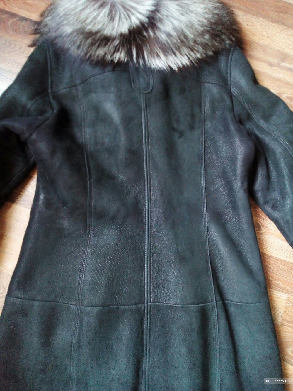 Дубленка Idil Leather 48 размер