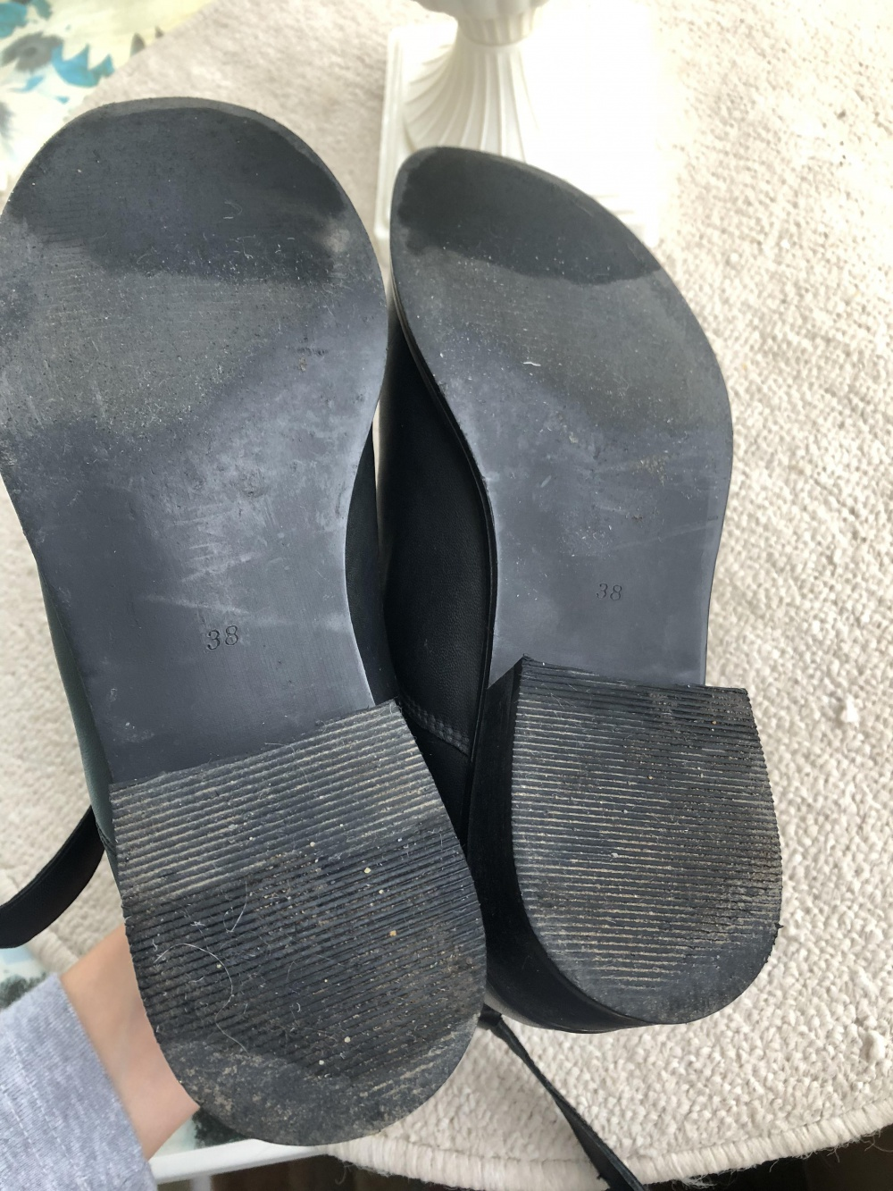 Ботинки из натуральной кожи 38р