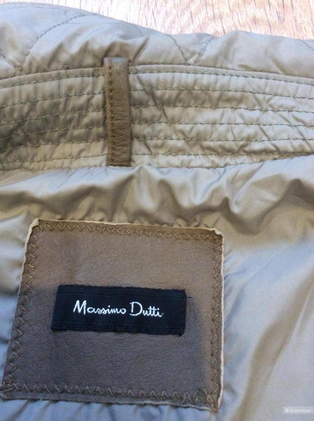Жилет Massimo Dutti размер М