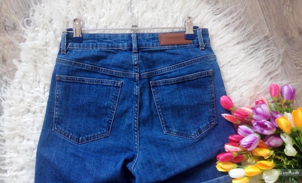 Комплектом джинсы VEROMODA и рубашка, размер S(M)