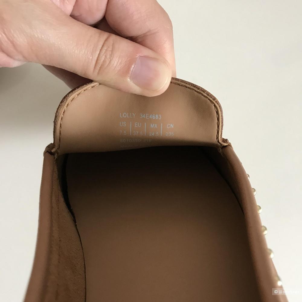 Мокасины Calvin Klein 37.5/38 размер US 7.5