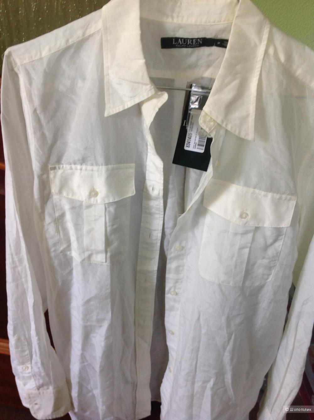 Ralph lauren рубашка М