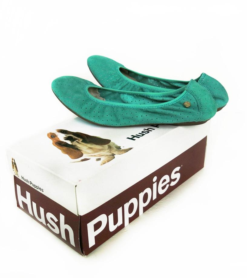 Балетки Hush Puppies р.6,5US