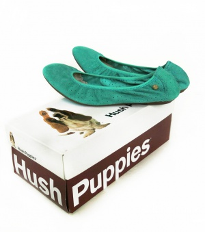 Балетки Hush Puppies р.6,5US