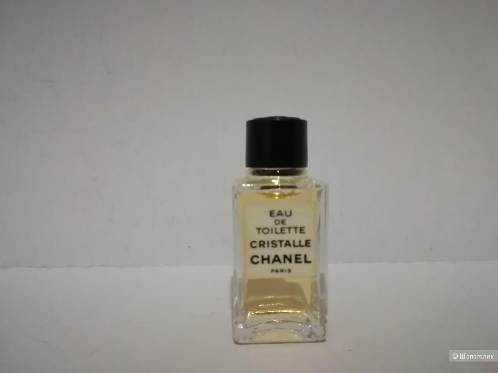 Миниатюра - Cristalle Eau de Toilette Chanel 4 мл.