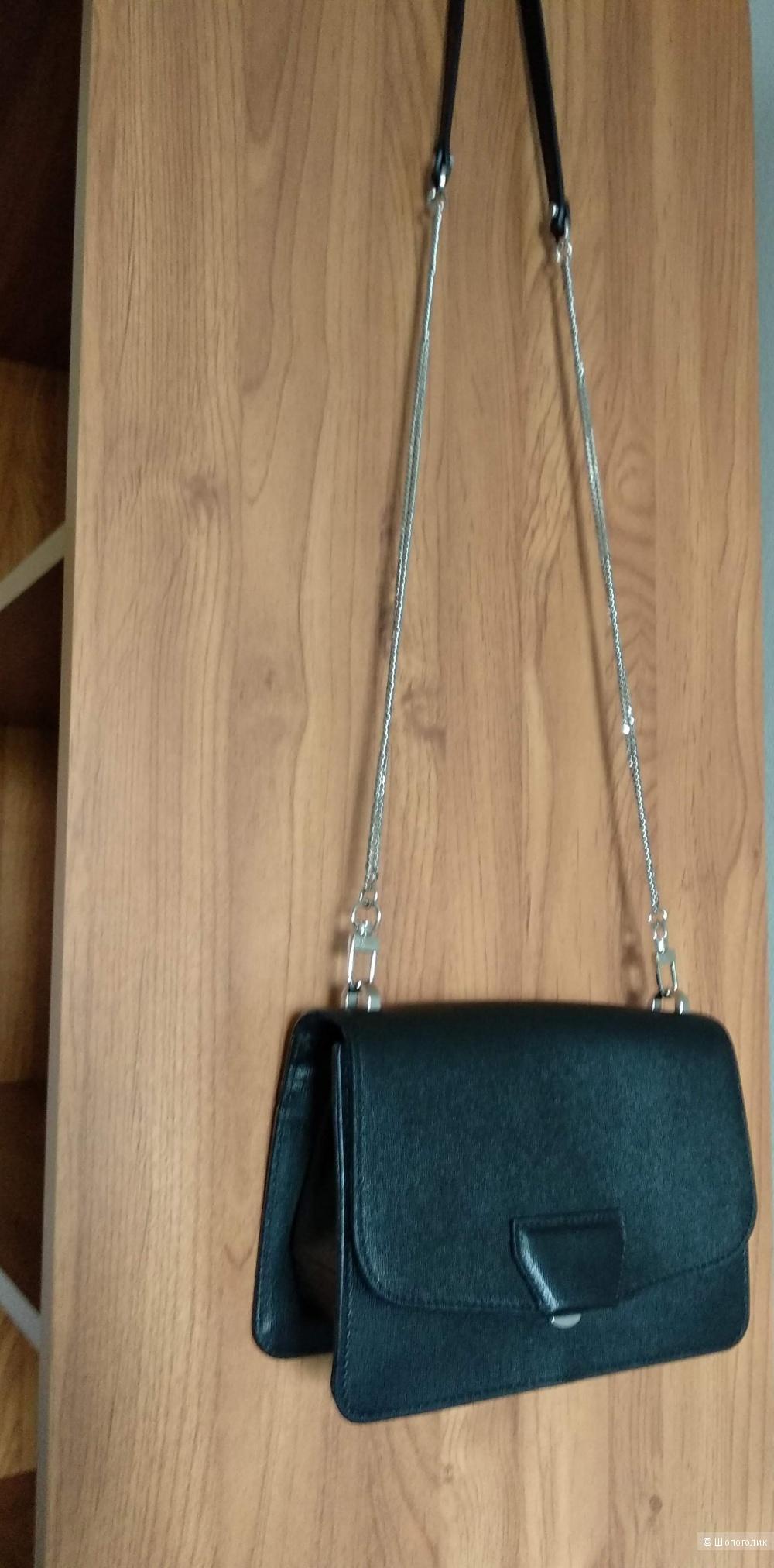 Кожаная сумка Gianni Chiarini, one size