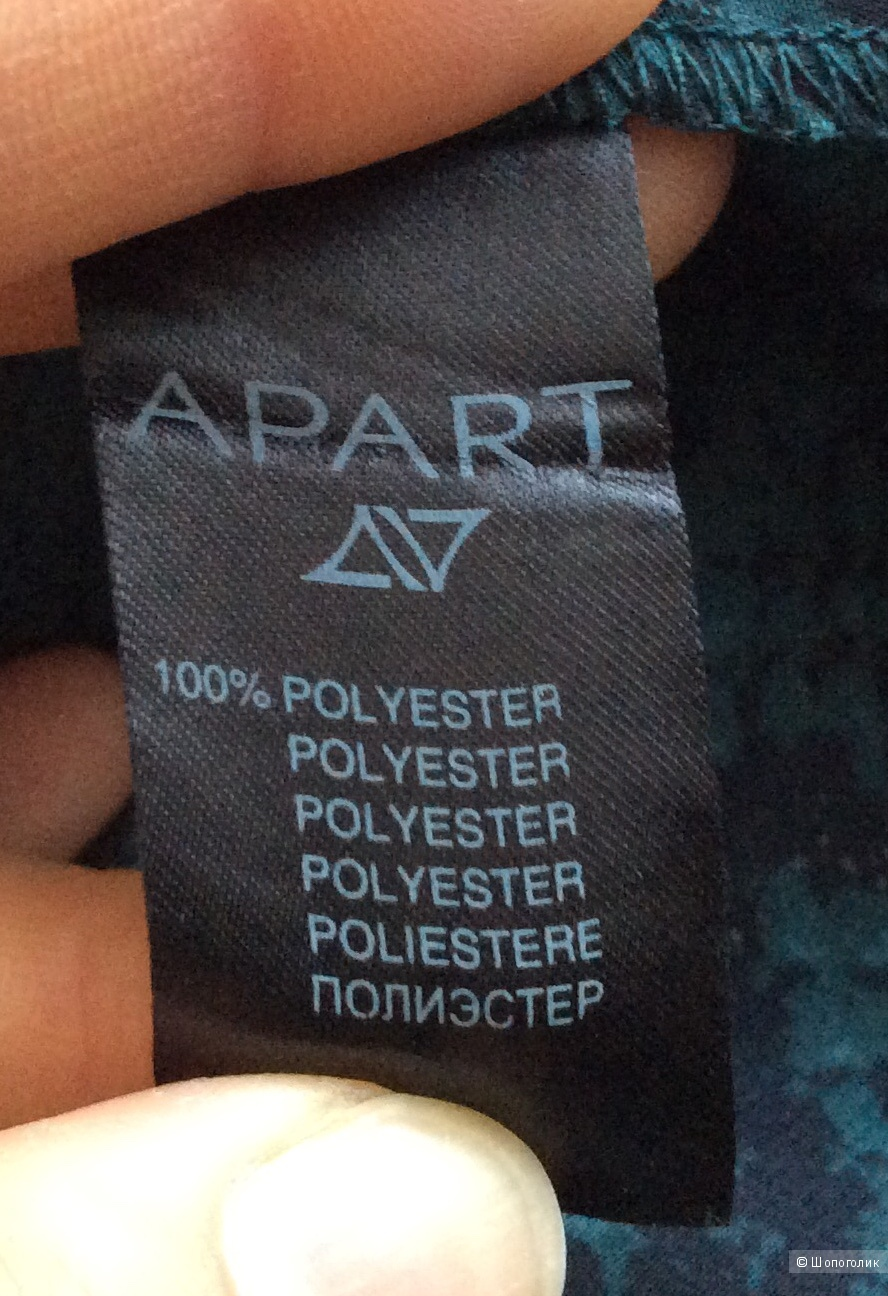 Блузка-туника Apart р.40EUR (на 46-50)