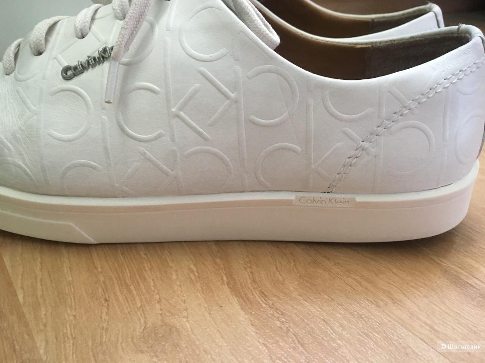 Кеды Calvin Klein 38.5-39 размер