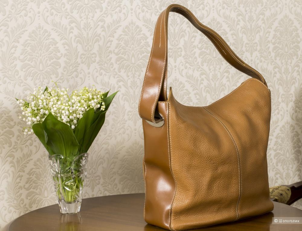 Tods - сумка-хобо женская, medium.