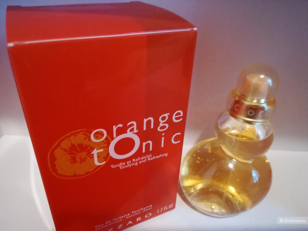 Полнообъемный флакон - Orange Tonic Azzaro 50 мл.
