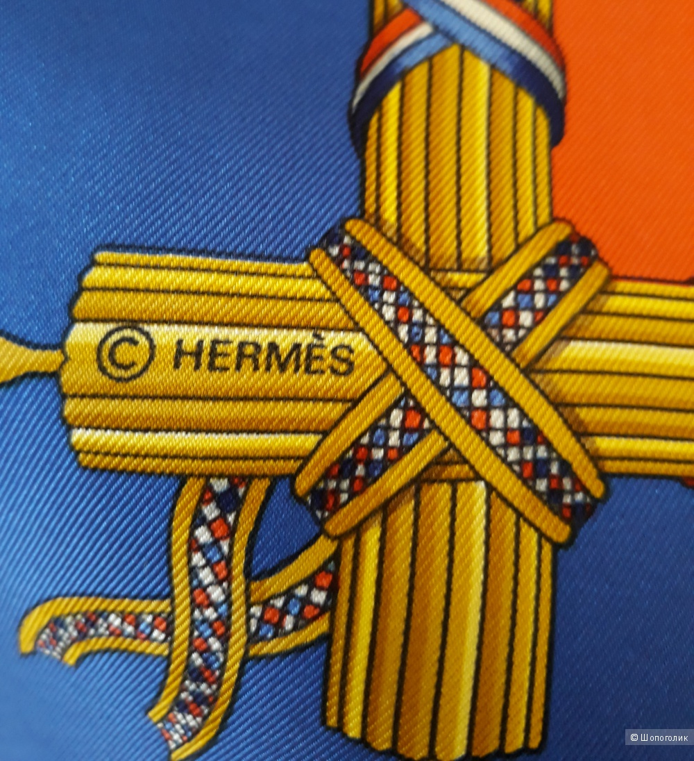 Hermes carre, 90см.