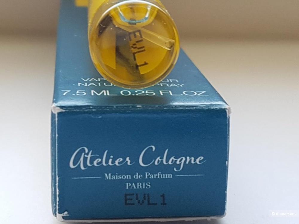 Atelier Colonge Bergamote Soleil -6.5/7.5 мл