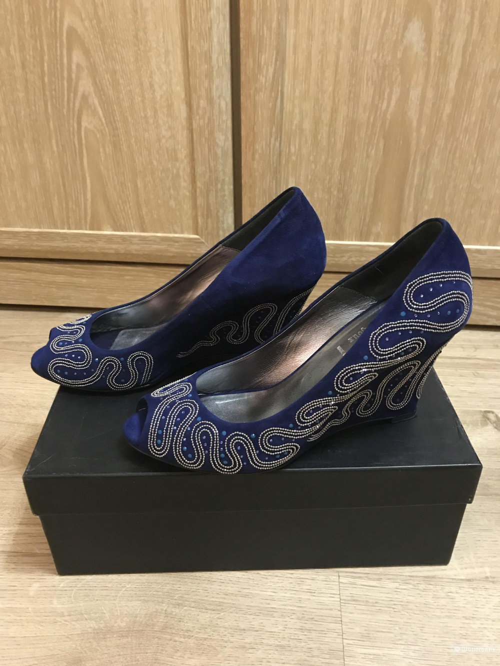Туфли Loriblu 37 размер