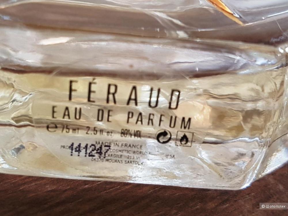 Парфюм Louis Feraud 2004 Louis Feraud - ПВ 38/75   мл