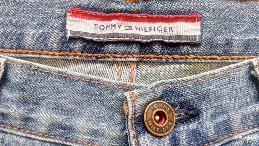Джинсы Tommy Hilfiger, размер 33/32