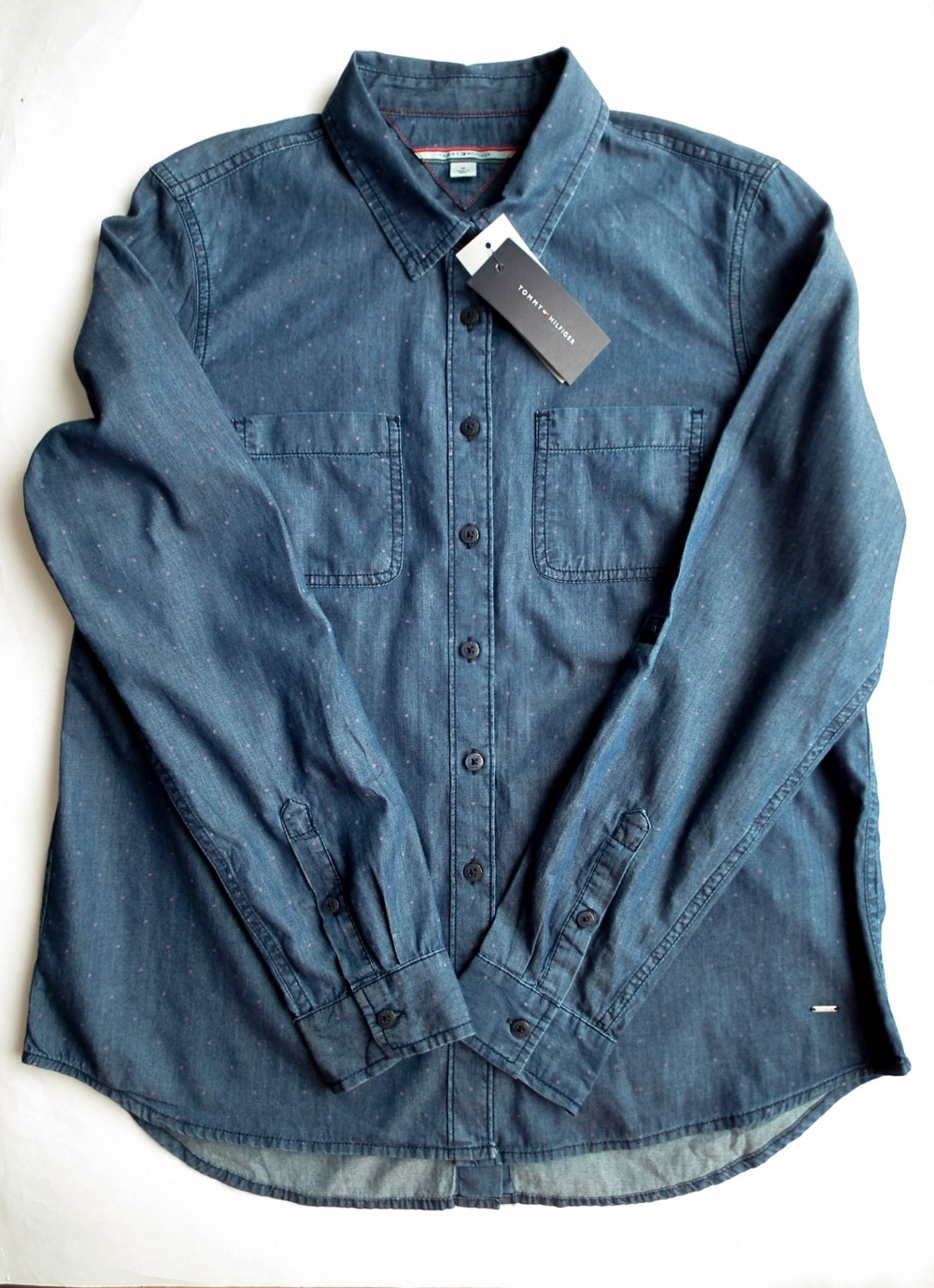 Женская рубашка Tommy Hilfiger М