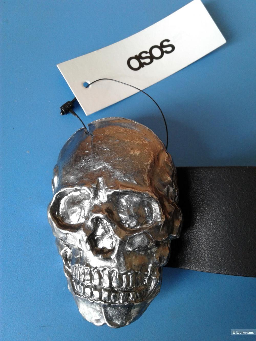 Кожаный ремень ASOS