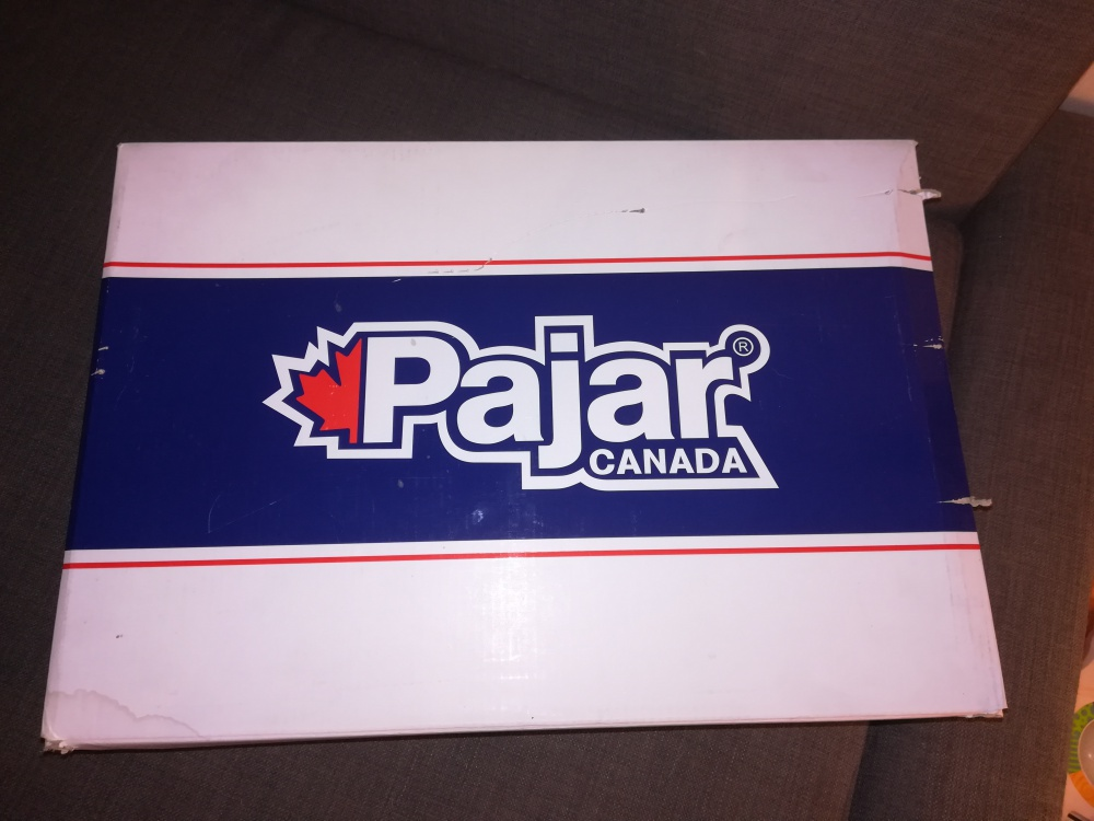 Зимние женские сапоги Pajar Canada размер 37 EUR