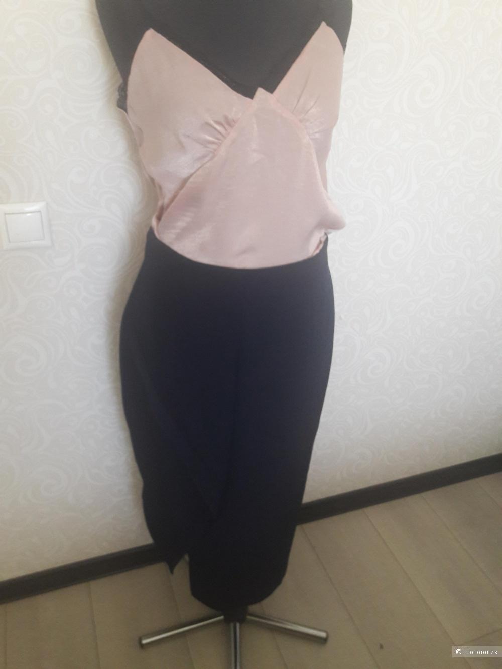 Asos: юбка с запАхом, 46-48