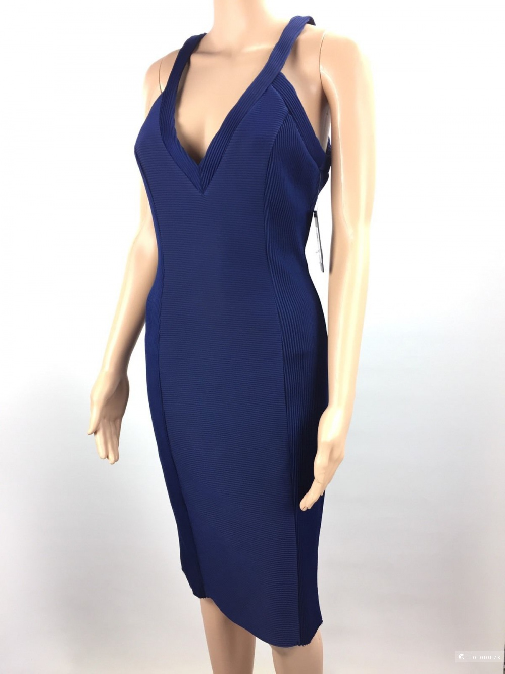 Бандажное платье Guess M