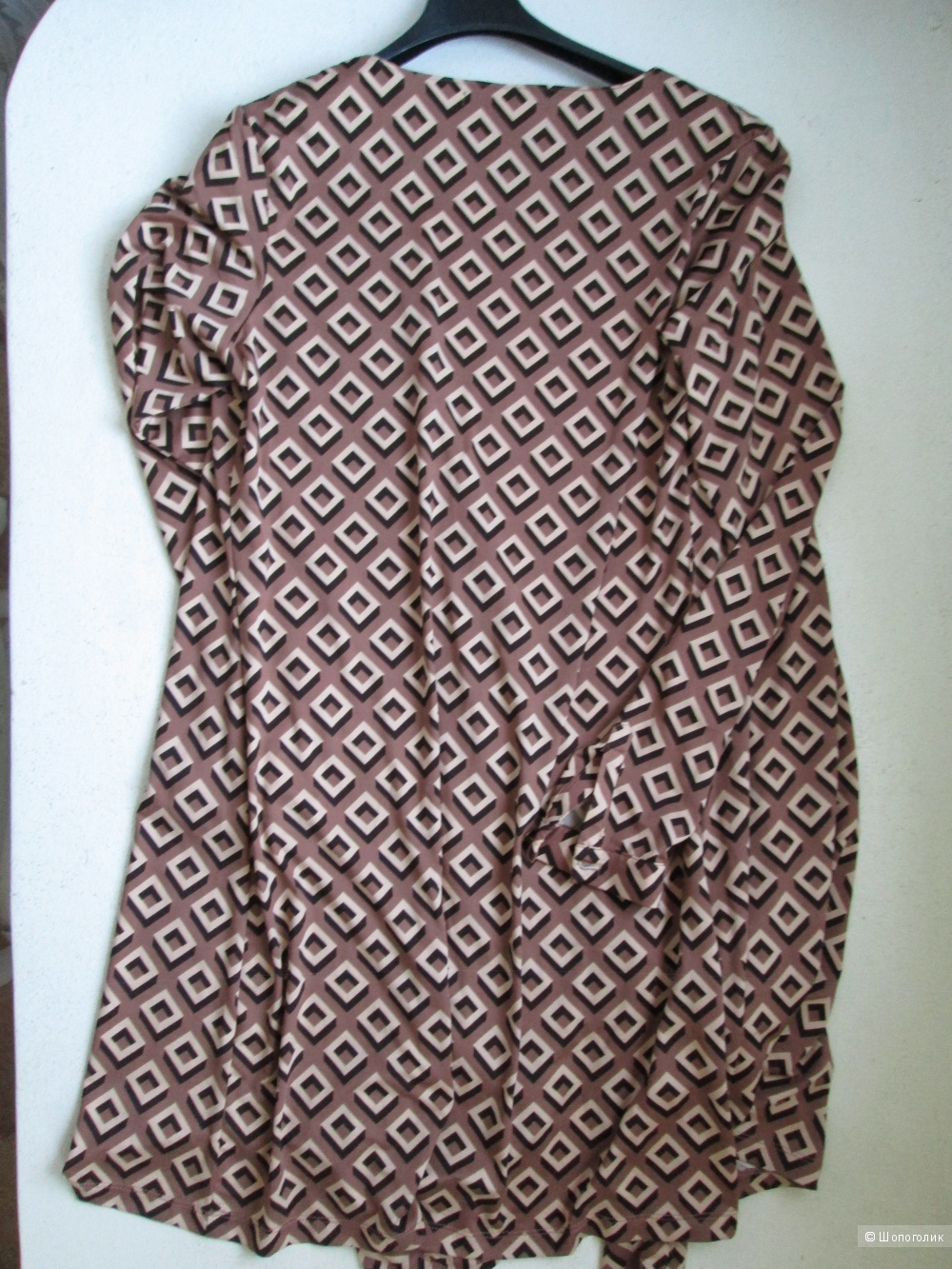 Платье~туника беж.  Befree р. 42~44