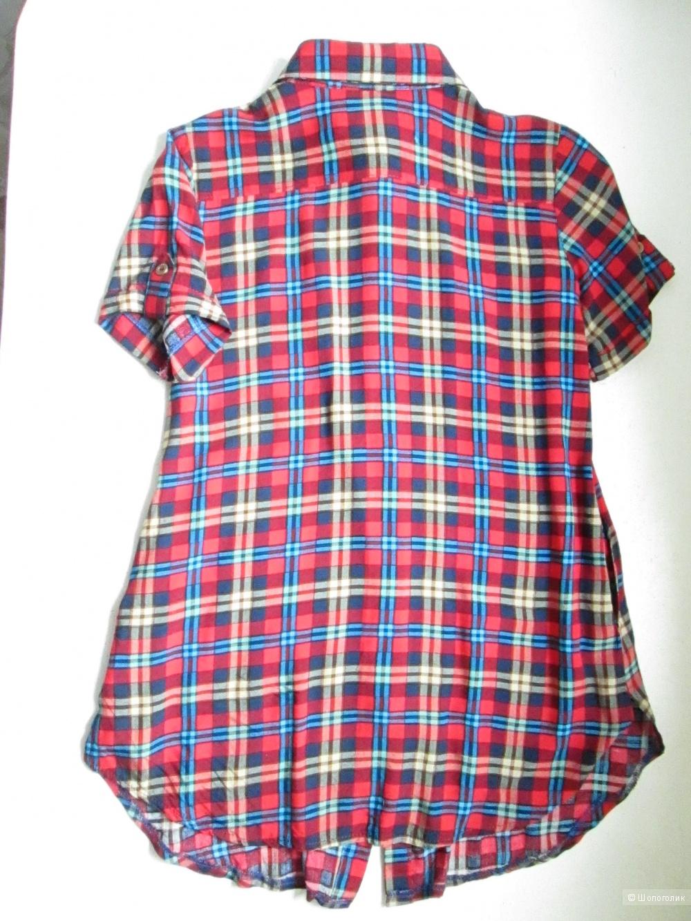 Рубашка No name.  р. 44~46.