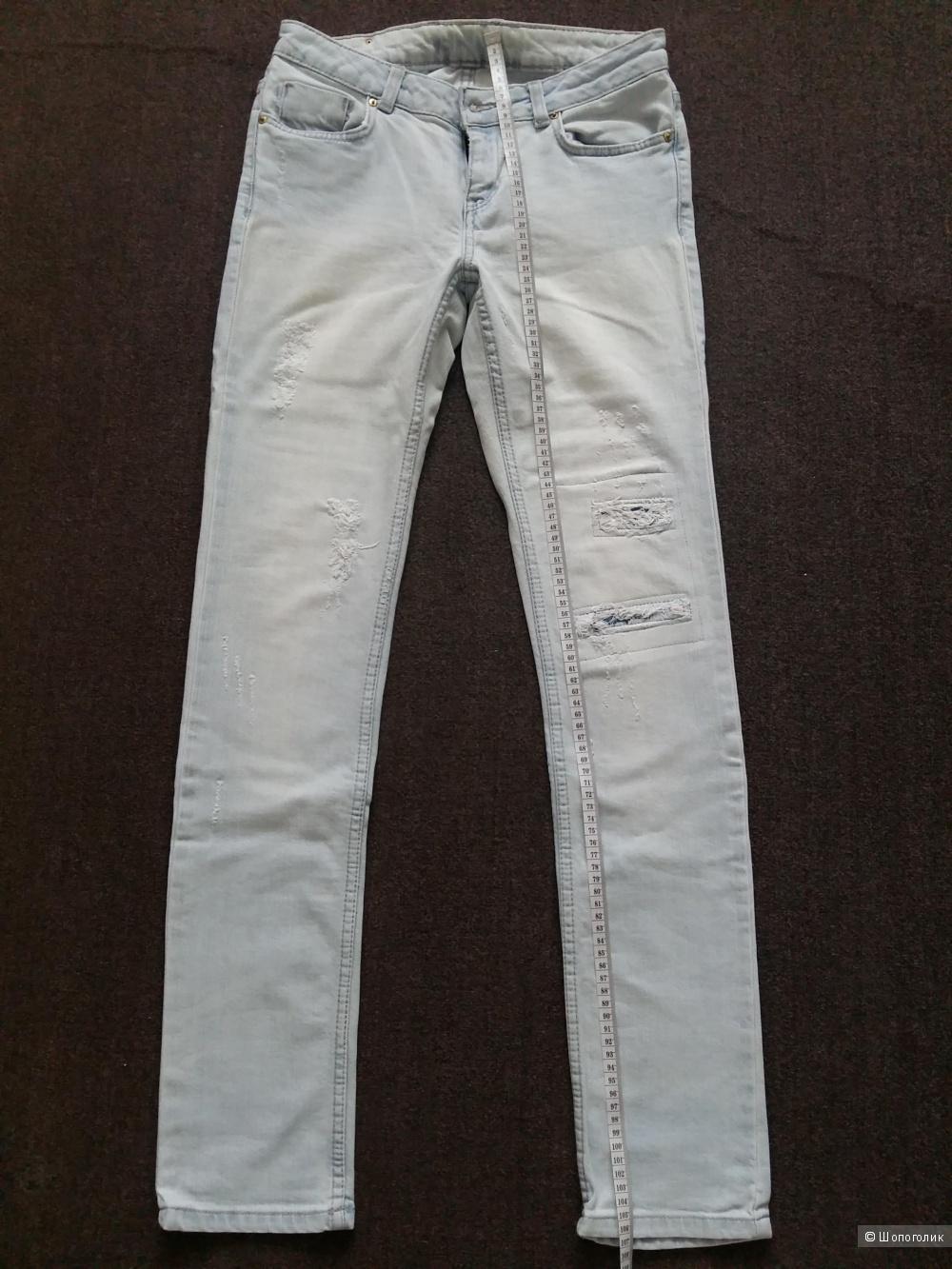 Джинсы Zara Basic, 27 размер