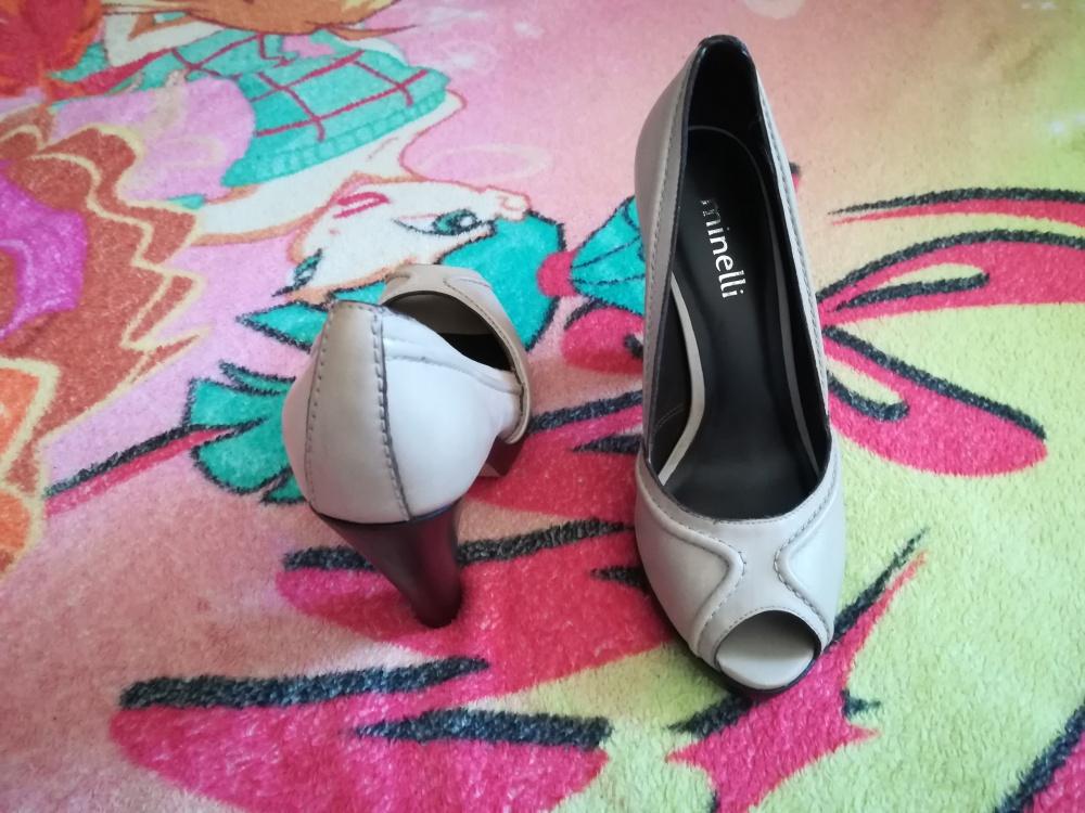 Туфли женские Minelli размер 37 EUR