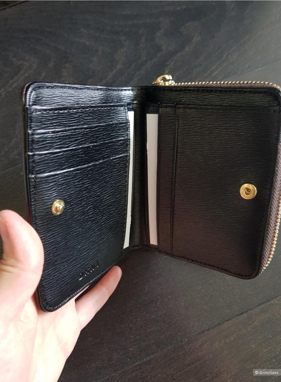 DKNY кошелек кожаный