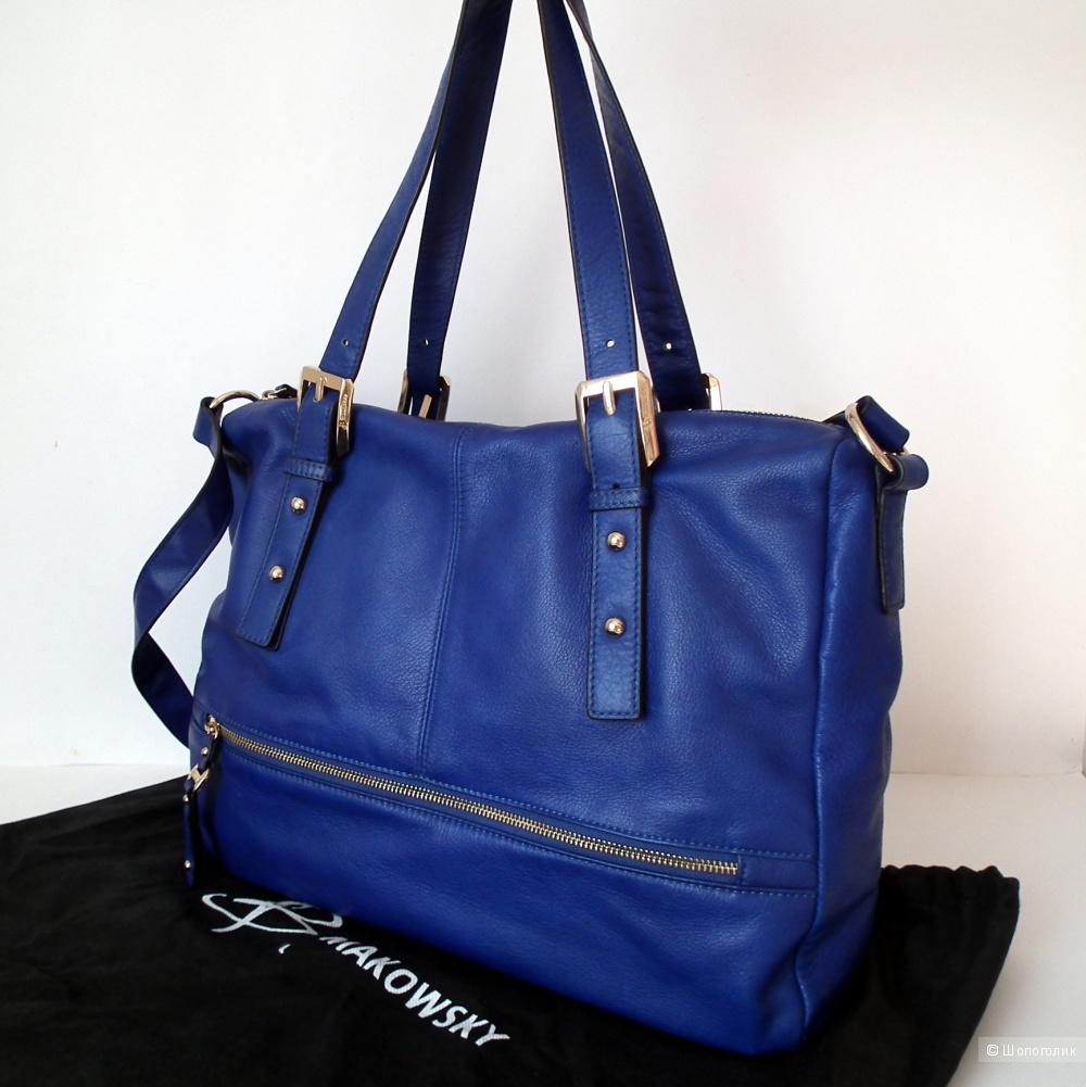 Женская сумка B. Makowsky
