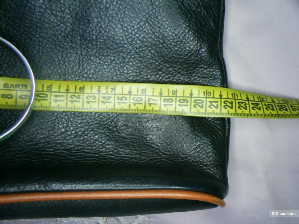 Сумка Pelletteria di Mario 18-21-6 см.