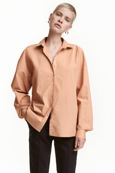 Рубашка оверсайз евро32 HM