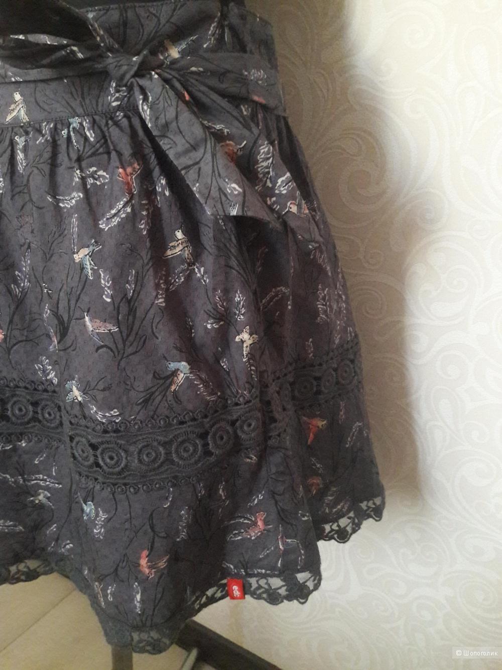 Edc by Esprit: юбка с ручным кружевом, 46-48
