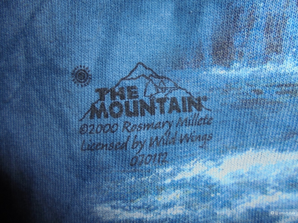 Футболка Mountain, размер L