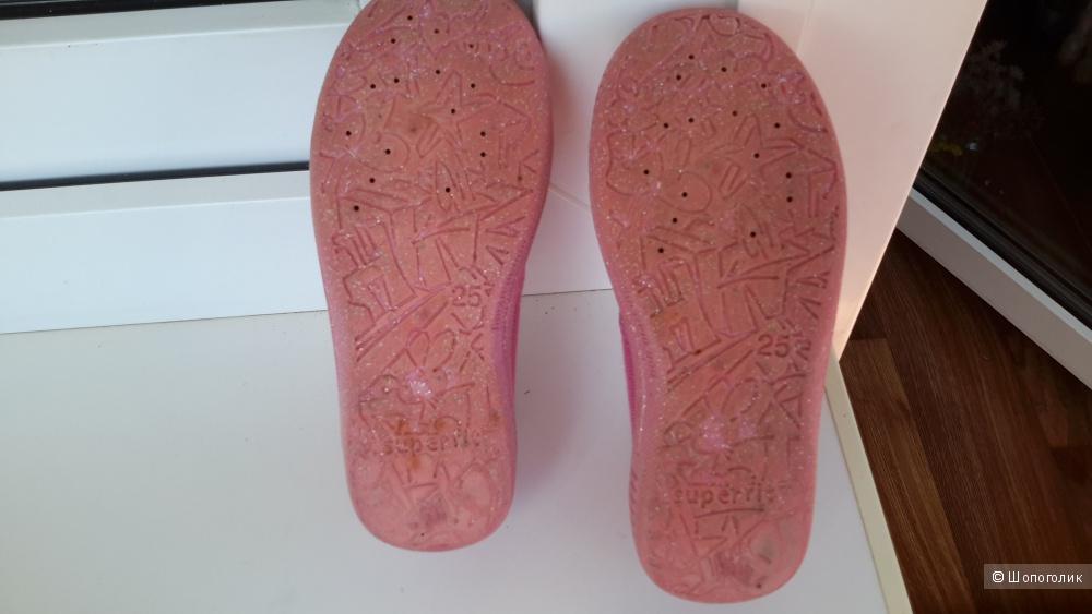 Туфельки для девочки Superfit размер 25