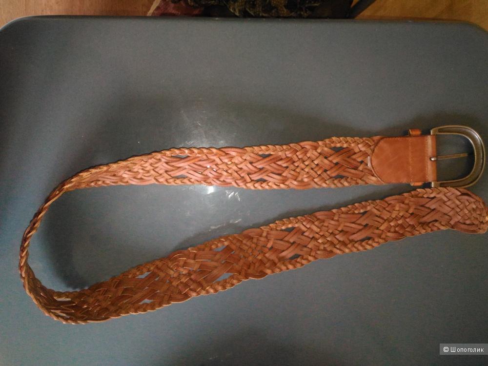 Ремень кожаный  SPRIT  125см Х 5,5см