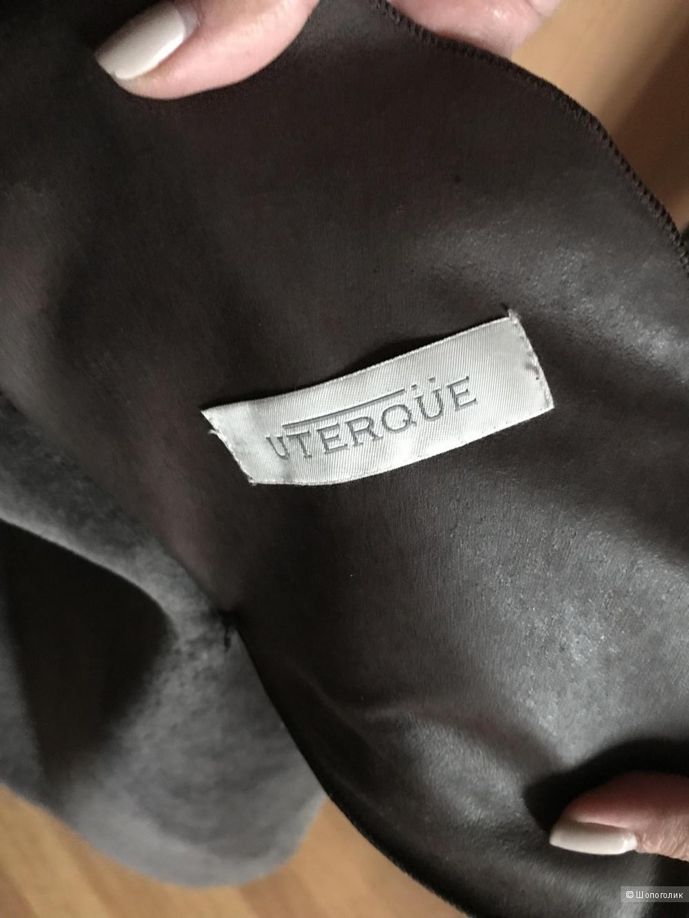 Дубленка Uterque, размер S