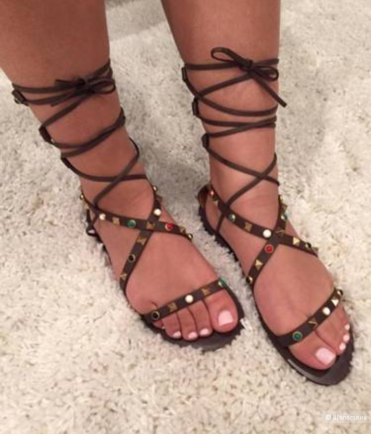 Valentino сандалии 38,5