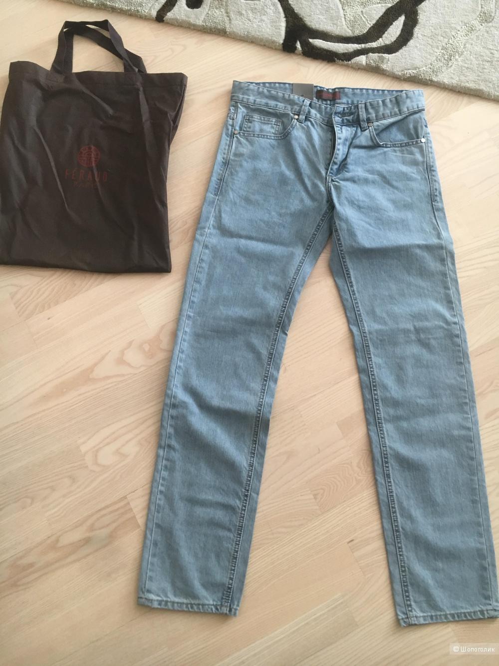 Louis Feraud мужские джинсы