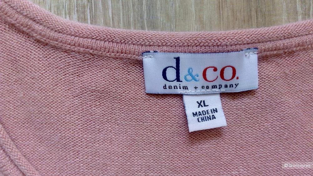 Джемпер Denim & Company, XL