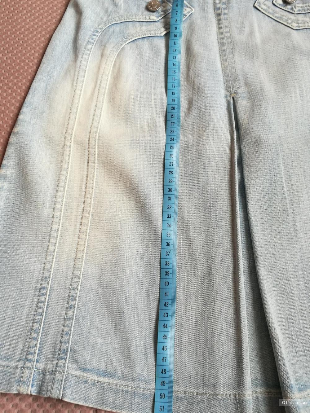 Джинсовая юбка OASIS, размер 44-46