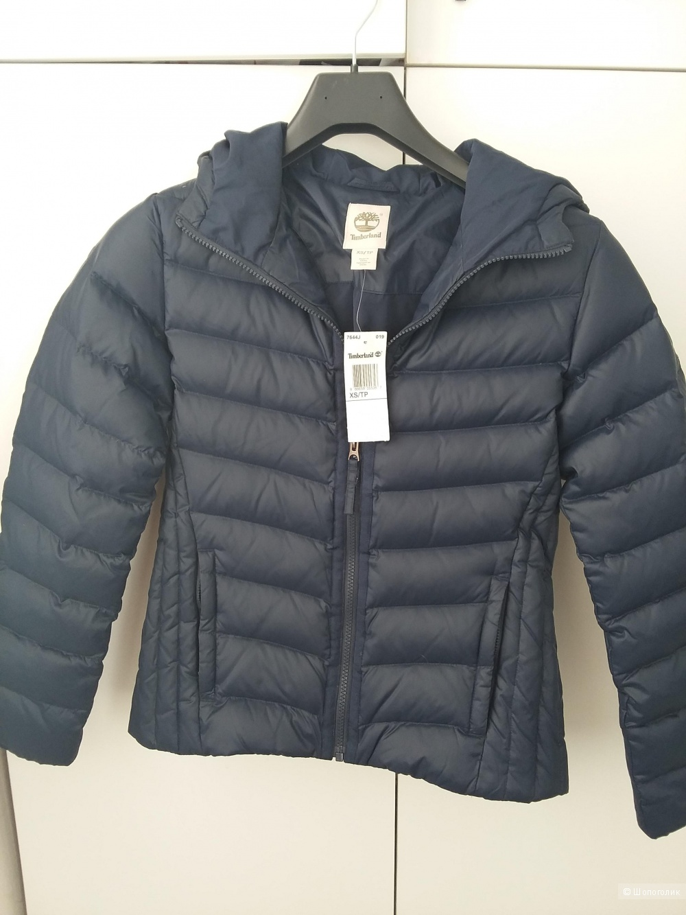 Женская куртка пуховик Timberland  XS