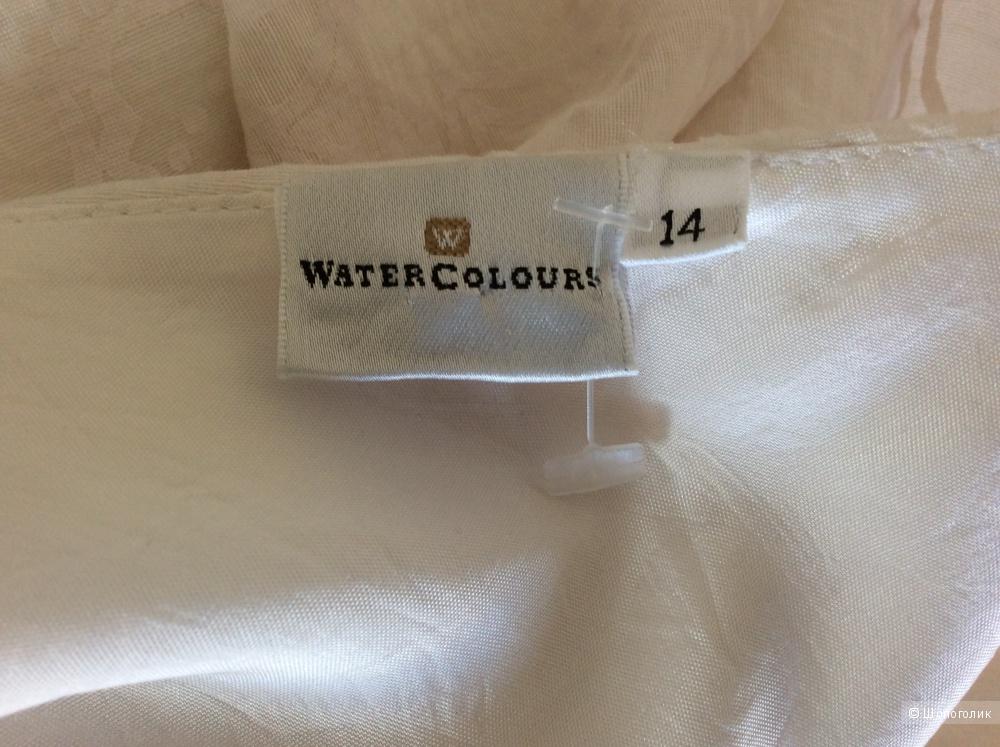 Летнее платье Water Colors р.14UK (на 48-50)