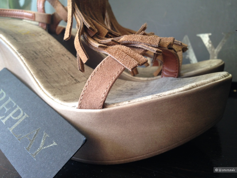 Босоножки Replay Footwear, Италия, размер 38EU