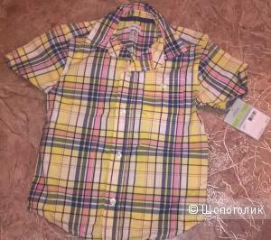 Рубашка Carters 4Т