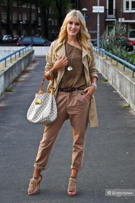 Брюки-чинос outfit, размер 46-48