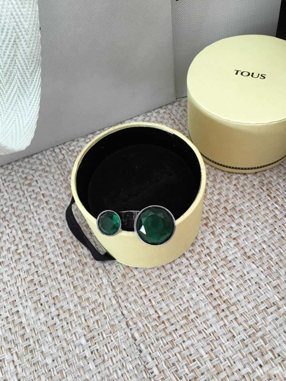 Кольцо Tous, размер 12,5
