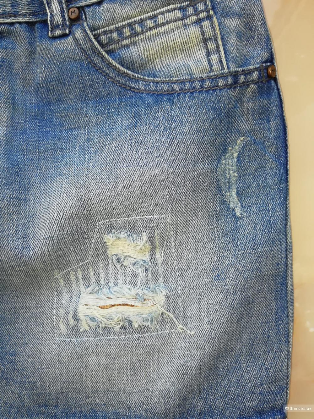 Motivi jeans юбка размер UK 10 US 6 на 44