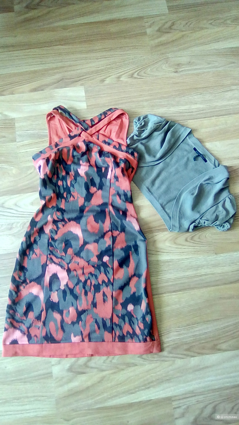 Сет Платье NEMO размерS и болеро SILVIAN HEACH размер S